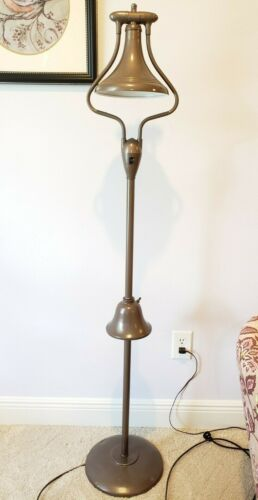 Vintage Will Ross Medical Floor Lamp Hospital Physician Industrial Institutional