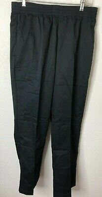 Chef Works Womens Essential Baggy Chef Pants Black Large