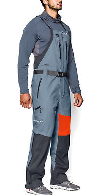 New Under Armour Mens Ridge Reaper Hydro Fishing Hunting Bibs Size 2XL MSRP   350 13cd7befba07a