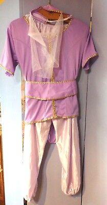 zessin Kostüm Fasching Karneval 4-tlg Gr M (40-42) (Arabische Prinzessin Kostüme)