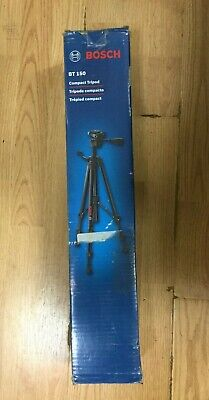 (MA1) Bosch BT150  Compact Extendable Tripod With Adjustable Legs