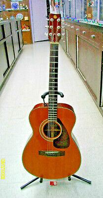 Vintage Yamaha FG-170 Acoustic Guitar   w/case