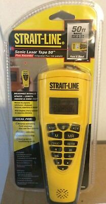 Strait-line Laser Tape Measure Distance Length Cubic Range Finder Estimate Paint