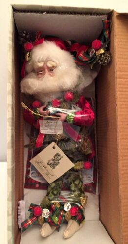 "Mark Roberts KRIS KRINGLE Fairy Small 10"" New in box"