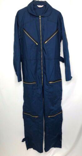 Pilots Blue Flight Suit