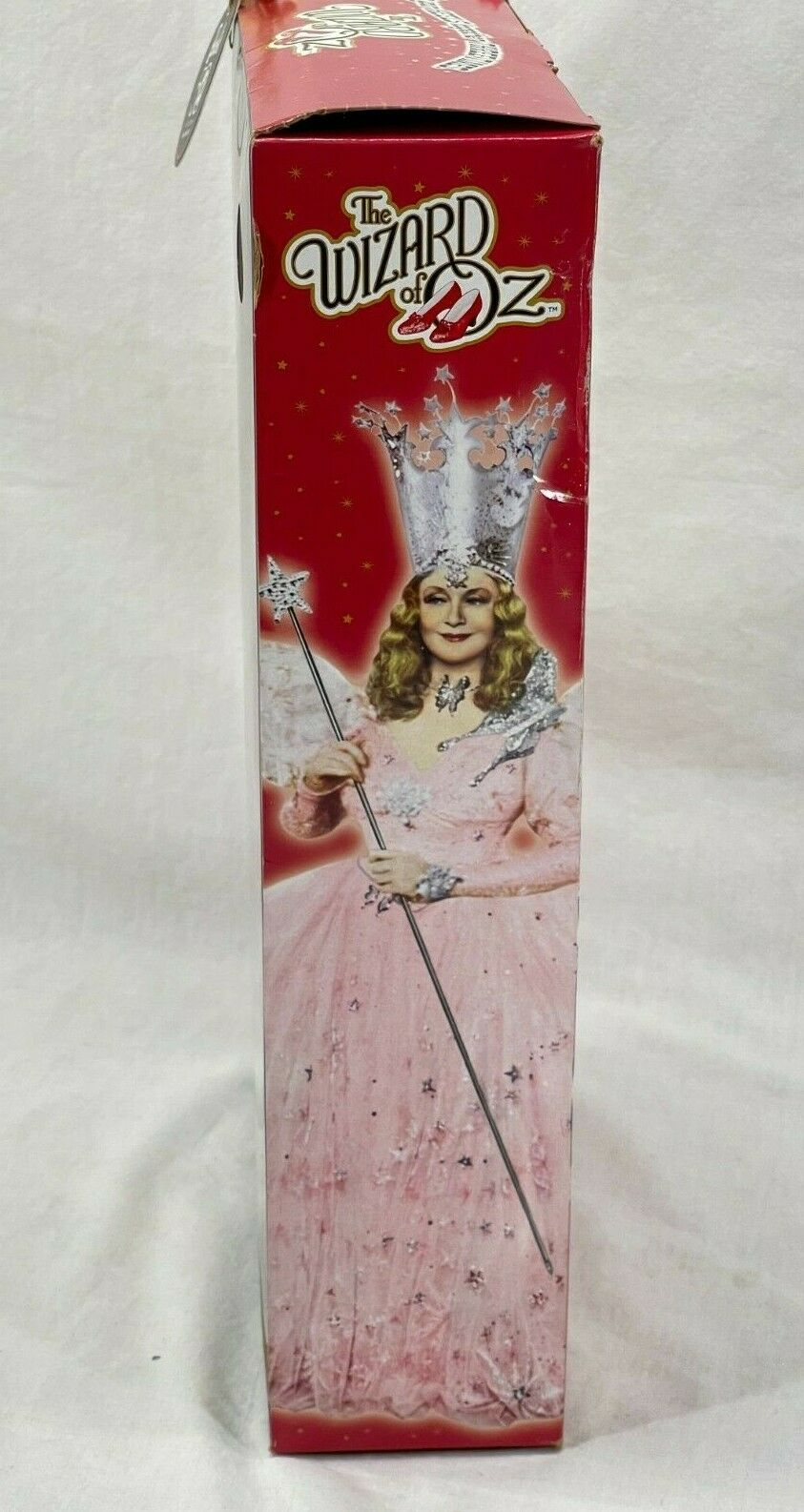 Wizard Of Oz Glinda The Good Witch 2008 Barbie Pink Label 50th Musical N6560 - $189.99