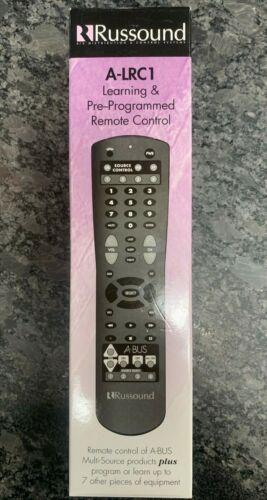 Russound A-LRC1 Remote Control NOS