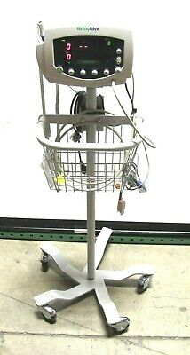Welch Allyn Spot Vital Signs Monitor 53nto With Accessories Free Ship