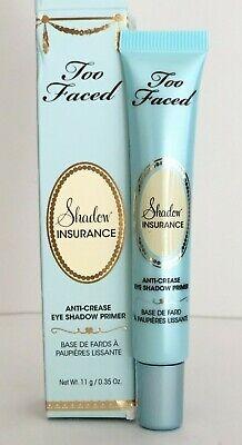 Anti Crease Eye Shadow Primer - Too faced Shadow Insurance Anti-Crease Eye Shadow Primer 11 g / 0.35 oz