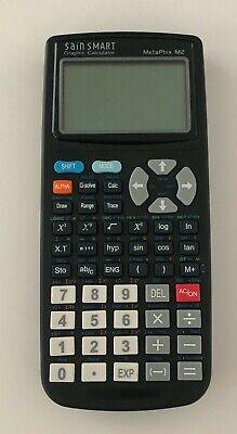 Sain Smart Sainsmart Graphing Graphic Calculator Metaphix M2 Black College