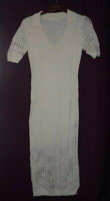 Honey Punch Cream Knitted Dress Size XS