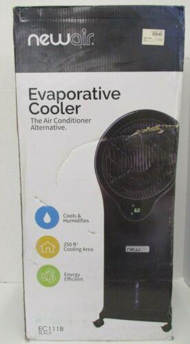 NEWAIR EVAPORATIVE COOLER - PORTABLE, 3 SPEED OSCILLATION - EC111B - SSS 646