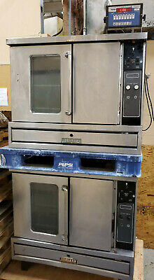 Garland Double Stack Model Te3 Convection Oven