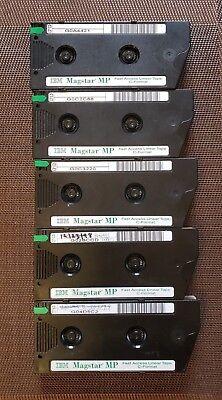 NEW IBM 05H2462 Magstar MP 5GB Fast Access B Linear Data Tape Cartridge BLUE TAB