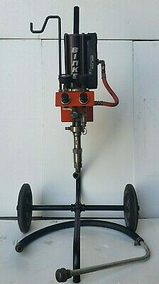 Binks 812451 Raptor Airless Paint Pump Spray Finishing System 2700 Psi