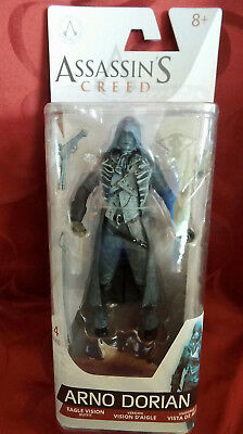 McFarlane Figur Assassins Creed Arno Dorian (Eagle Vision) Series 4 NEU OVP 12cm (Assassins Creed Figur Mcfarlane)