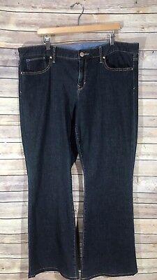 Gap Jeans Plus Size 16 Women's Size 34/18 R Curvy Denim Jeans