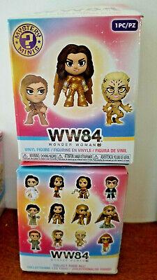 Funko Wonder Woman Mystery Minis WW84 NEW DC Comics Mini Vinyl Figures CHOOSE Wonder Woman Mini
