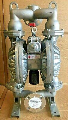 Dayton Diaphragm Pump 2 Aluminum Body Model 3hjx2b