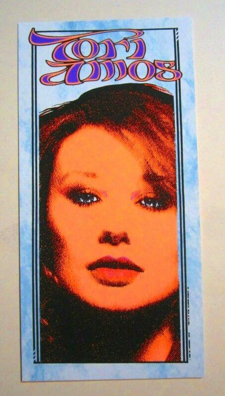 Tori Amos Original Handbill Mark Arminski