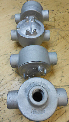 Nos Crouse Hinds Condulet Guarz6 34 Steampunk Project