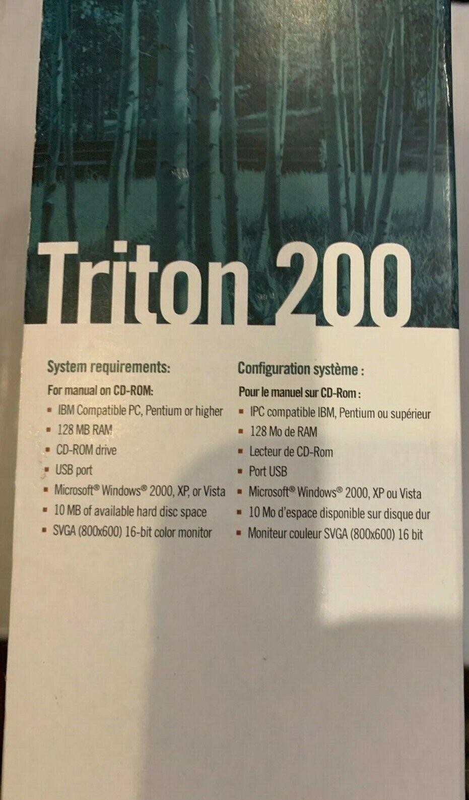 Magellan Triton 200 Handheld - Open Box - $51.87