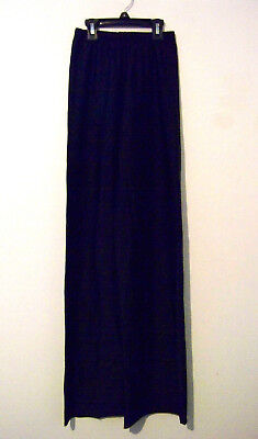 Womens Body Wrappers Black Dance Pants Size Small EUC!!!