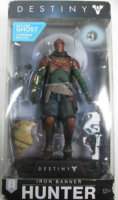 McFarlane Destiny Walmart Exclusive Iron Banner Hunter Action Figure 7