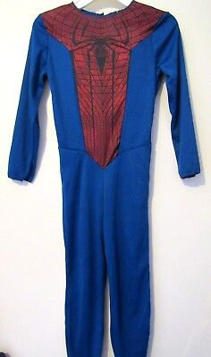 THE AMAZING SPIDER-MAN BOYS COSTUME JUMPSUIT ONLY SIZE S(6) NEW WITH TAGS](Awesome Costumes For Boys)
