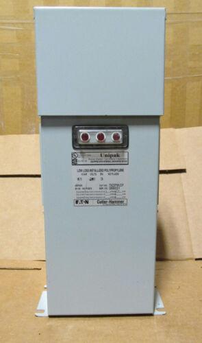 Eaton / Cutler Hammer Unipak Power Factor Correction Capacitor Cat # 7X23PMUDF