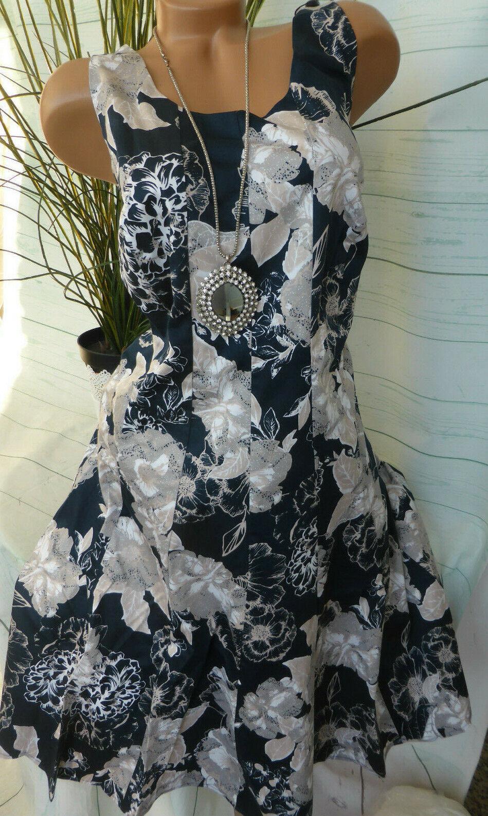 a1b660a1daf13 Sheego Kleid Trägerkleid Cocktailkleid Gr. 40 bis 54 große Größen NEU (716)  *