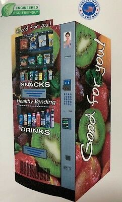 Seaga Hy900 Combo Vending Machine