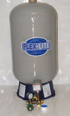 Fl-7 Flexcon 22 Gal Brass Tee Kit Flex-lite Water Well Pressure Tank Wm6 Wx202