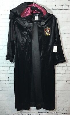 Harry Potter Costume Child S / M M / L Velvet Robe Hermione Cape Halloween - M&m Halloween Costume Baby