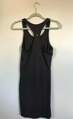 Lululemon Racerback Gray Dress