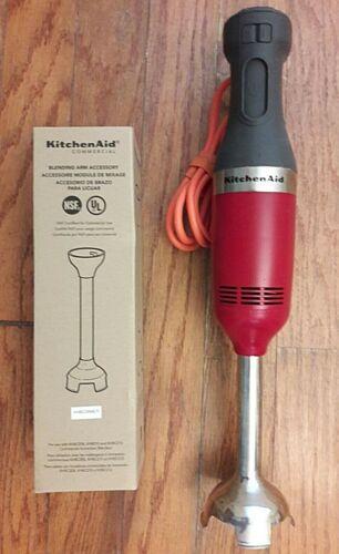 Kitchen Aid Commercial Series NSF® Certified Immersion Blender (KHBC208ER)