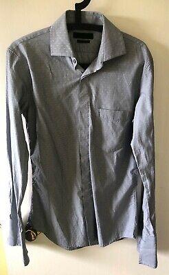 Men's ALEXANDER MCQUEEN Shirt - Size 48 / Medium