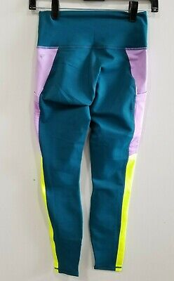 FABLETICS Powerhold Mila Pocket High Waisted Leggings Size XS MSRP $74.95
