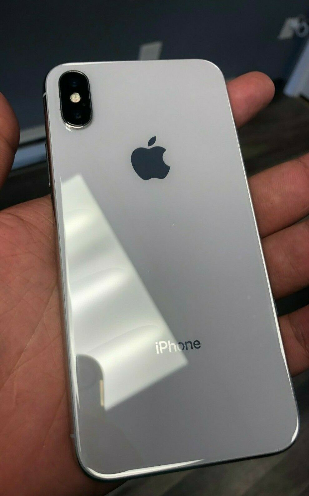 IPhone 8 8 X XS XR XS MAX BACK-REAR Glass Repair - Free Return Shipping - $39.87
