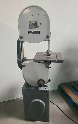 Rockwell 28-300 14 Metal Cutting Vertical Band Saw