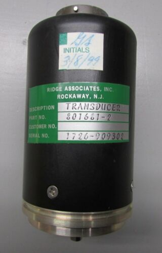 Ridge 801681-2 Transducer