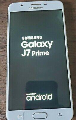GALAXY J-7 SAMSUNG PHONE WORKS WONDERFULLY. NO RESERVE!