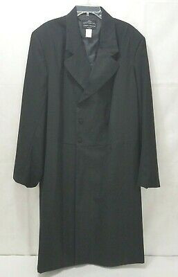 Historical Emporium - Double Breasted Frock Coat Jacket Victorian Edwardian (Men Emporium)