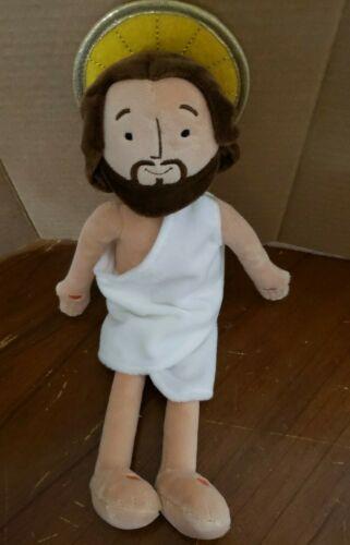 Hallmark Jesus Doll plush Easter Decor 13 inch