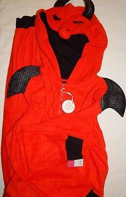 Naughty Devil Costume (Costume Unionsuit Devil Women S Naughty Red Sleepwear Xhilaration 1 Piece)