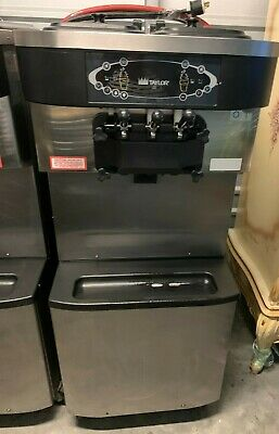 Taylor Crown C713-33 Air Cooled 3 Phase Ice Cream Machine