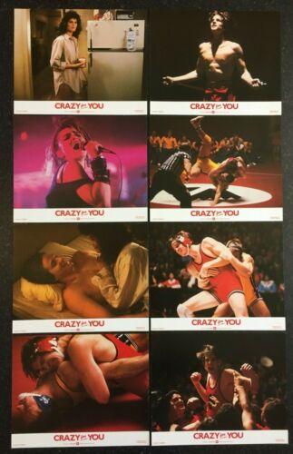 VISION QUEST 1985 Original Film Movie Lobby Cards Full Set 10x8 UK RARE Madonna