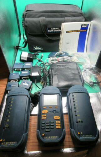 Wavetek Ideal LT8155T LAN Cable Certifier Cat5e