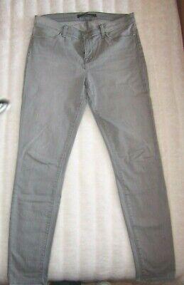 J Brand skinny Leg stretch Jeans mid grey W30