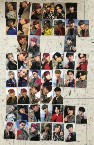 Ateez Fever: Part 2 Official Photocard, Limited, MMT, A, Z, Diary version (US)